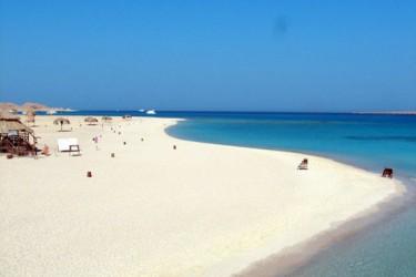 Giftun Insel Hurghada Schnorcheln