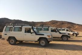 Jeep Safari Hurghada