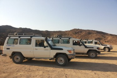Jeep Safari Hurghada