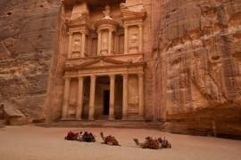 Ausflug von Sharm El Sheikh nach Petra