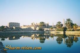 Ausflug von Sharm el Sheikh nach Luxor