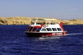 Glasbodenboot Sharm El Sheikh Ausflug