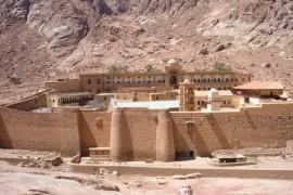 Katharinenkloster Sinai Ausflug
