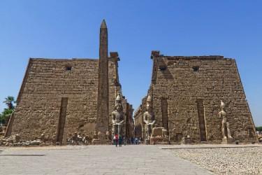Reise ab Sharm nach Kairo & Luxor