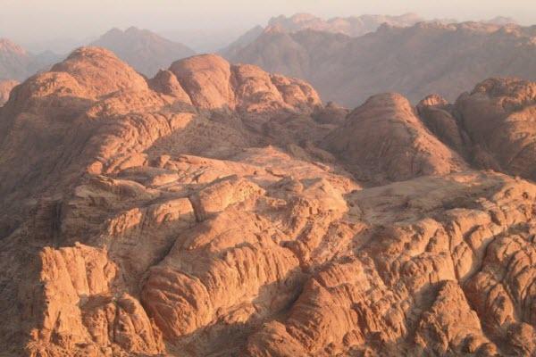 Mosesberg Sinai Ausflug von Sharm El Sheikh