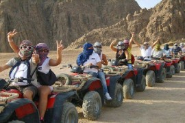 Quad Fahren Sharm el Sheikh
