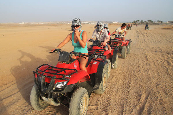 Quad Safari Sharm El Sheikh