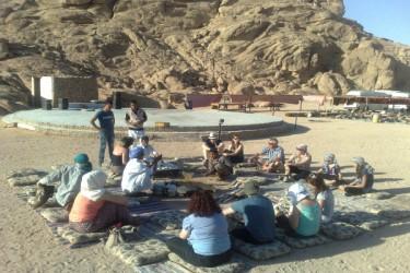 Sharm El Sheikh Sterne Beobachten Ausflug