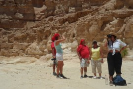 Salama Canyon von Sharm el Sheikh
